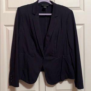 Lane Bryant size 20 peplum blazer
